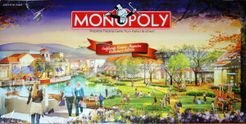Monopoly: California Centers Magazine Collector's Edition