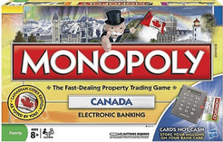 Monopoly: Canada (Electronic Banking)
