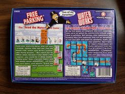 Monopoly Card Games: Free Parking and Water Works