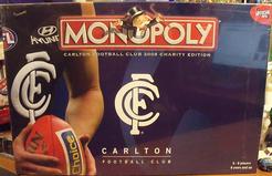 Monopoly: Carlton Football Club 2008 Charity Edition