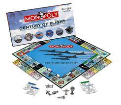 Monopoly: Century of Flight Aviation