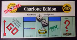 Monopoly: Charlotte Edition