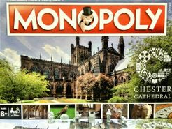 Monopoly: Chester Cathedral