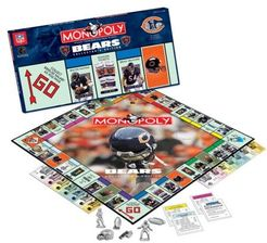 Monopoly: Chicago Bears