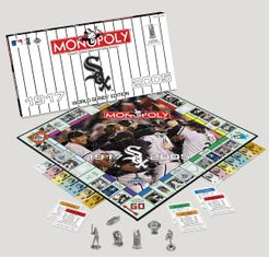 Monopoly: Chicago White Sox 2005 World Series Champion
