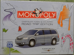 Monopoly: Chrysler Town & Country Road Trip Edition
