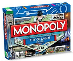 Monopoly: City of Lagos Edition