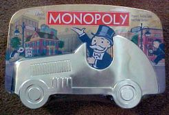 Monopoly: Collector's Tin Car