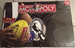 Monopoly: Collingwood Football Club 2008 Charity Edition