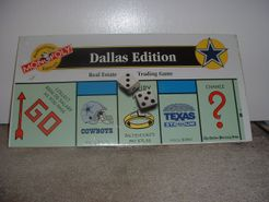 Monopoly: Dallas Edition