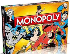 Monopoly: DC Comics