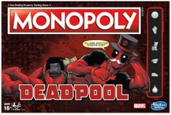 Monopoly: Deadpool