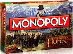 Monopoly: Der Hobbit – Eine unerwartete Reise