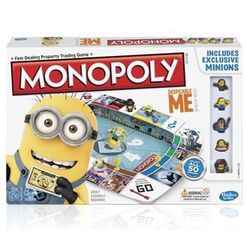 Monopoly: Despicable Me