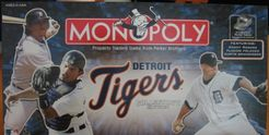 Monopoly: Detroit Tigers Collector's Edition