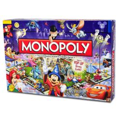 Monopoly: Disney Theme Park Edition III