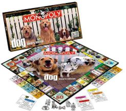 Monopoly: Dog Lovers' Edition