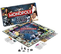 Monopoly: Elvis 75th Anniversary Collector's Edition