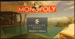 Monopoly: Exclusive Resorts