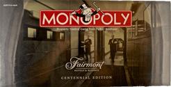 Monopoly: Fairmont Hotel & Resorts Centennial Edition