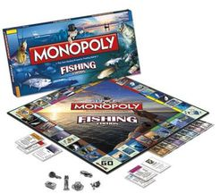 Monopoly: Fishing – Prized Catch Edition