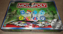 Monopoly: Football top clubs