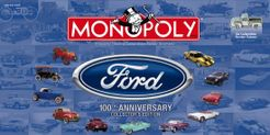 Monopoly: Ford 100th Anniversary