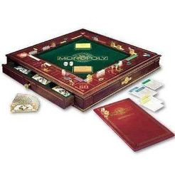 Monopoly: Franklin Mint Collector's Edition