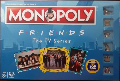 Monopoly: Friends The TV Series