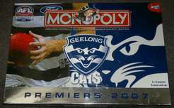 Monopoly: Geelong Football Club 2007 Premiership Charity Edition