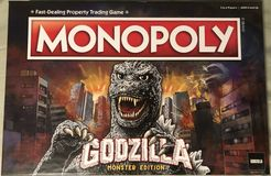 Monopoly: Godzilla Monster Edition