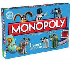 Monopoly: Gromit Unleashed