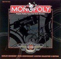 Monopoly: Harley-Davidson 95th Anniversary