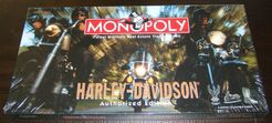 Monopoly: Harley-Davidson Authorized Edition