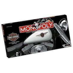 Monopoly: Harley-Davidson Legendary Bikes