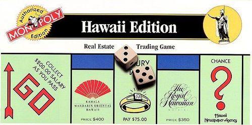 Monopoly: Hawaii