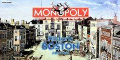 Monopoly: Historic Boston