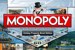 Monopoly: Holiday Property Bond Edition