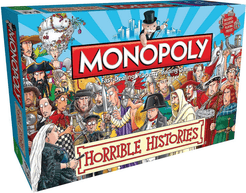 Monopoly: Horrible Histories