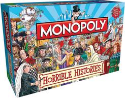 Monopoly: Horrible Histories