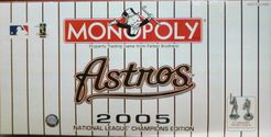 Monopoly: Houston Astros 2005 National League Champions Edition