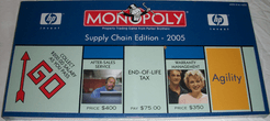 Monopoly: HP Supply Chain Edition-2005