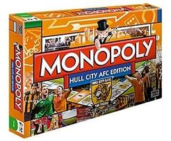 Monopoly: Hull City AFC Edition