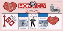 Monopoly: I Love Lucy