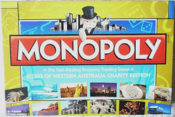 Monopoly: Icons of Western Australia Charity Edition