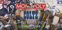 Monopoly: Indianapolis Colts Super Bowl XLI Champions Commemorative