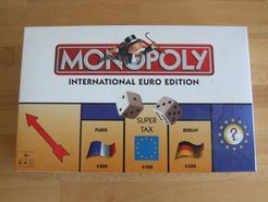Monopoly: International Euro Edition