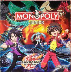 Monopoly Junior: Bakugan Battle Brawlers