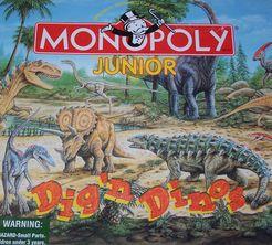 Monopoly Junior: Dig 'n Dinos