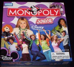 Monopoly Junior: Disney Channel